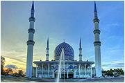 Sultan-Salahuddin-Mosque