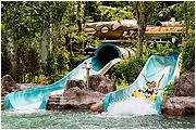africa water slide